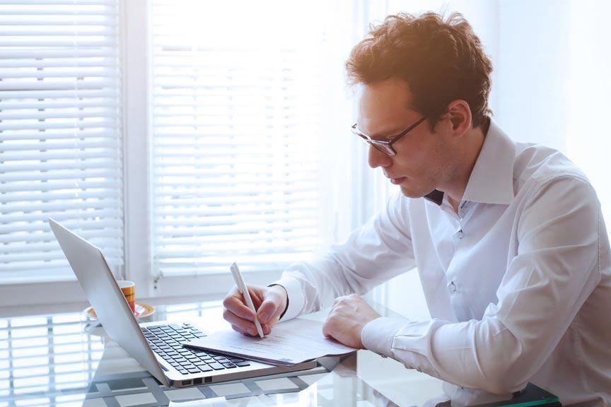 modification d'entreprise - Création de votre dossier en ligne - Illustration C.G.P.A.S OFFICE accompagnement d'entreprises - gestion de la paie - formation - Gonesse - Ile-de-France