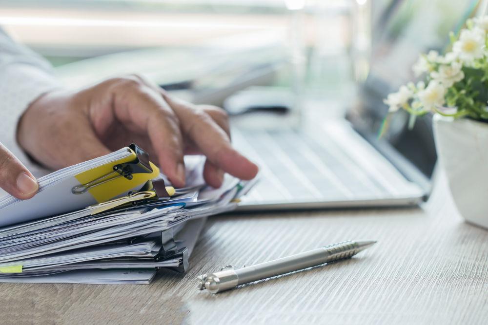 assistance administrative aux entreprises - Gestion de vos contrats de vente - Illustration C.G.P.A.S OFFICE accompagnement d'entreprises - gestion de la paie - formation - Gonesse - Ile-de-France