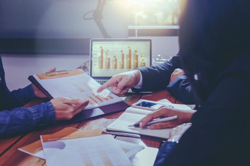 Formation à la gestion d'entreprise - Business plan et prévisionnel - Illustration C.G.P.A.S OFFICE accompagnement d'entreprises - gestion de la paie - formation - Gonesse - Ile-de-France