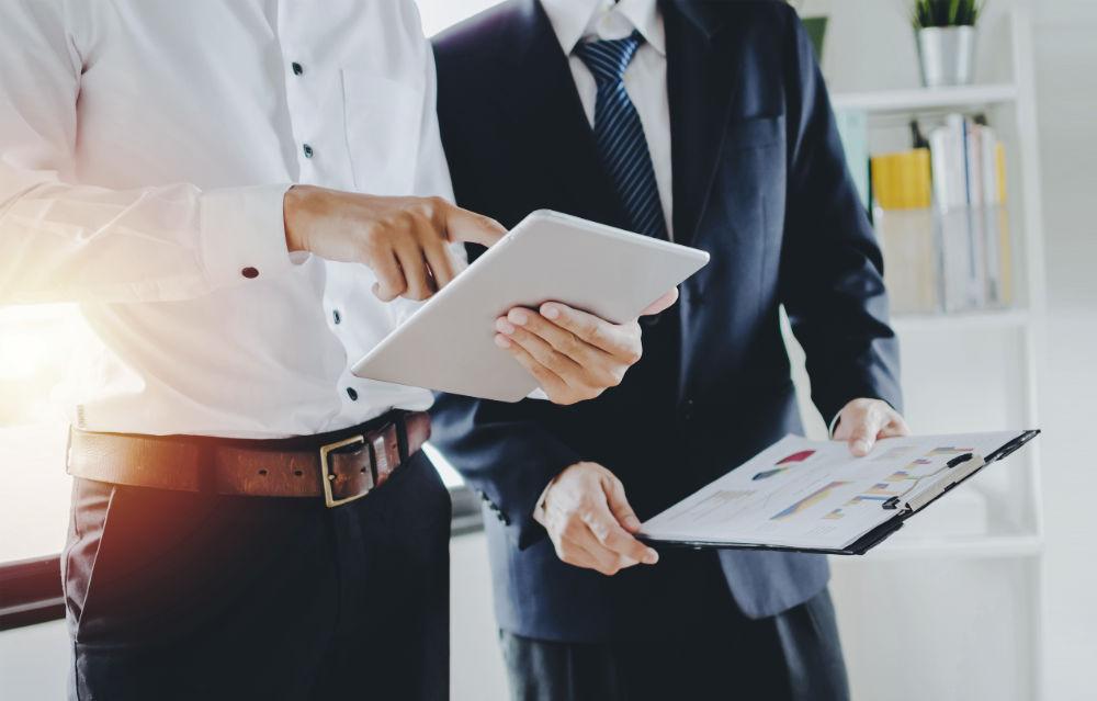 assistance administrative aux entreprises - Transmission des données à votre expert-comptable - Illustration C.G.P.A.S OFFICE accompagnement d'entreprises - gestion de la paie - formation - Gonesse - Ile-de-France